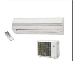 Aparat climatizare ASY 7 FUJITSU