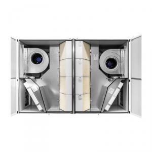 Sisteme industriale de ventilatie cu recuperarea caldurii