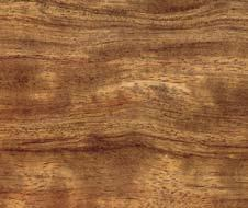 Pardoseala din lemn masiv exotic Bubinga (finisat)