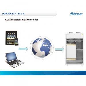 Sistem de control automat, placa web integrate, control de la distanta
