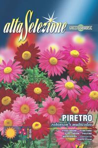 Piretru - Robinson's multicolor