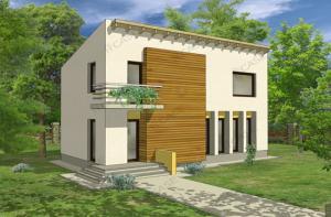 Proiect casa 2 dormitoare