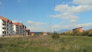 Vanzare teren cu proiect rezidential