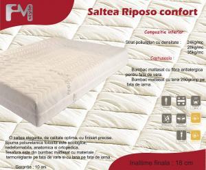 SALTEA RIPOSO CONFORT