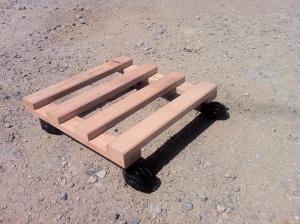 Suport de lemn