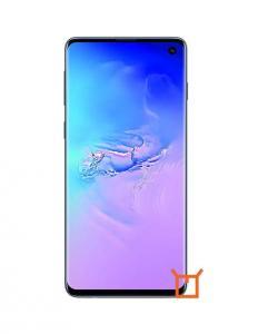 Samsung Galaxy S10 Dual SIM 128GB 8GB RAM SM-G973F/DS Prism Albastru