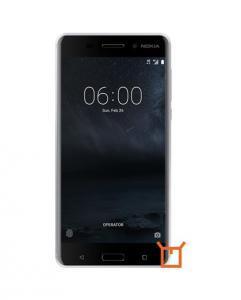 Nokia 6 Dual SIM 64GB TA-1000 Argintiu