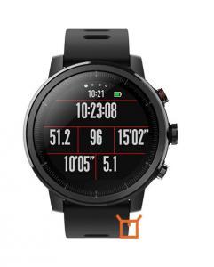 Xiaomi Huami Amazfit Stratos Smart Sportwatch Negru
