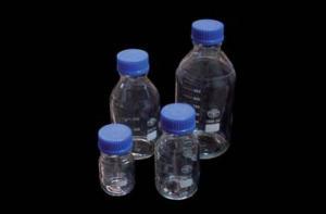Sticla de laborator termorezistenta