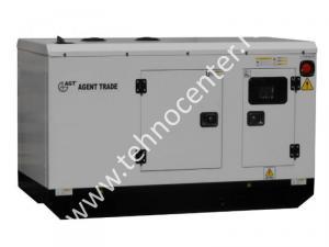 Generator curent trifazat AGT 33 DSEA , 33 kVA , diesel , motor 4 cilindri