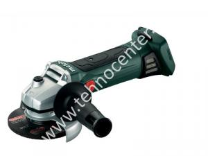 W 18 LTX 125 Quick Polizor cu acululatori Metabo