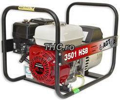 Generator electric benzina 3.5 kw