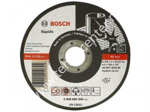 Disc taiere bosch 125x1.6