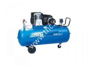 B 3800/100 CM ABAC Compresor de aer profesional monofazat 100 L