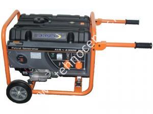GG 7300 W Generator curent Stager 6300 W , rezervor 25 l