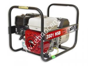 AGT 3501 HSB SE Generator curent electric 3.000 W cu motor Honda