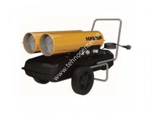 Generator aer cald cu 2 tuburi 2x44 kW  Master B 300 CED