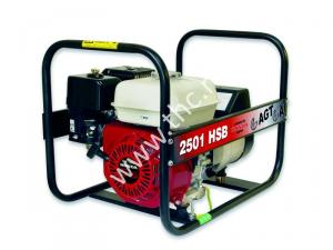 AGT 2501 HSB Generator de curent monofazat 2.2 kVA cu motor Honda
