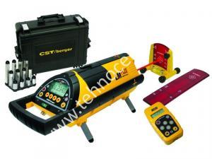 Nivela laser CST-Berger LMPL 20 pentru tevi de canalizare