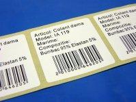 Etichete imprimate autoadezive hartie