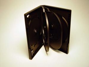 Carcasa 1 dvd(14mm)
