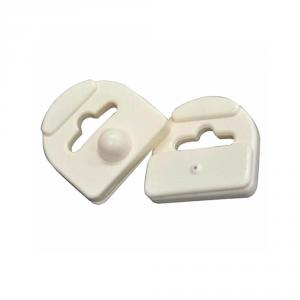Eticheta rigida Blister 50 tag, 55 x 50 mm, tehnologie RF 8.2MHz, refolosibila