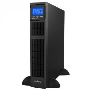 UPS nJoy PWUP-OL150BA-AZ01B, 1500 VA, 1500 W, 230 Vac