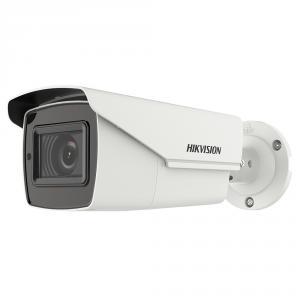Camera supraveghere exterior Hikvision DS-2CE16H0T-IT3ZE, 5 MP, IR 40 m, 2.7 - 13.5 mm motorizat, PoC