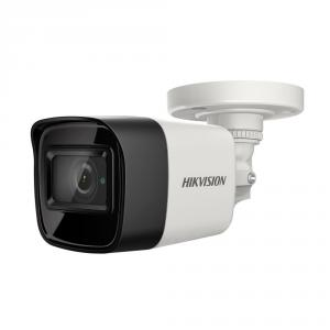 Camera supraveghere exterior Hikvision DS-2CE16U1T-ITF, 8 MP, IR 30 m, 2.8 mm