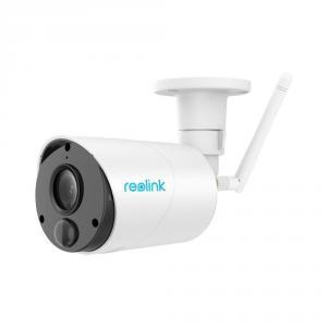 Camera supraveghere IP wireless Reolink Argus ECO, 2 MP, IR 10 m, 5200 mAh, microfon