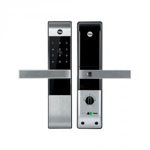 Yala digitala YALE YDM 3109, 40 carduri, 2 chei, wireless