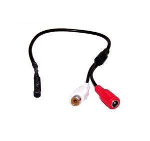 Echipamente supraveghere video cu microfon