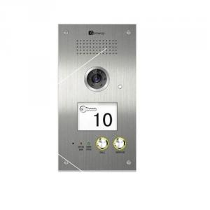 Videointerfon de exterior Genway 5809D-C, 1 familie, vila, 1/3 inch