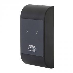 Cititor de proximitate Assa Abloy Pando Mini, 13.56 MHz, 12-24 V, IP 65