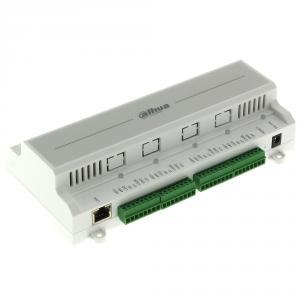 Modul acces pentru 4 usi ASC1204B, 100000 carduri, 300000 evenimente, 16 M