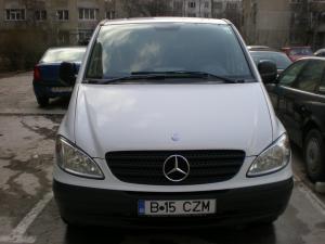Mercedes microbuz