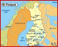 Transport marfa Finlanda