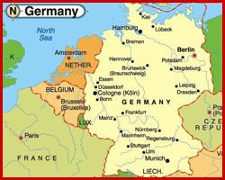 Servicii transport international germania