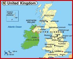 Transport marea britanie
