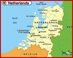 Servicii transport international olanda