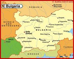 Transport marfa Bulgaria