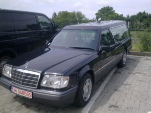 Transport funerar funerare
