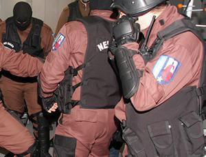 Uniforme paza protectie interventie