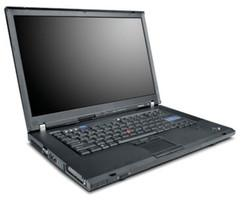 Laptop Lenovo T60 Core Duo 1.83 Ghz, 1 Gb Ram, 60 Hdd, DVD