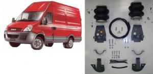 Perne aer suplimentare , Iveco Daily Suspensie perne aer