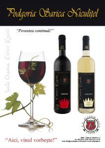 Vin imbuteliat