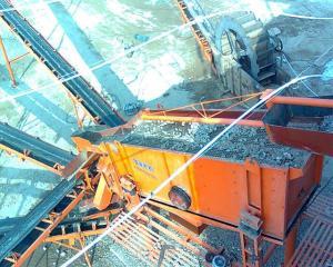 Statie de sortare balast
