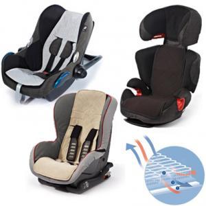 Protectie Antitranspiratie Aerosleep pentru scaun auto copii
