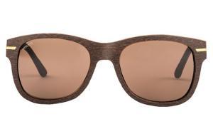 Ochelari din Lemn Crux Brown 81070