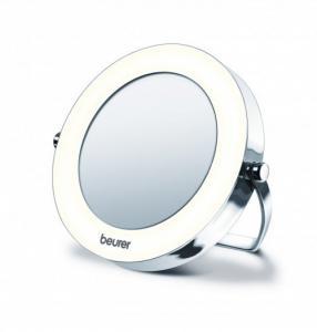 Oglinda cosmetica iluminare